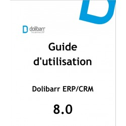 Dolibarr The Book 8.0 (french version )